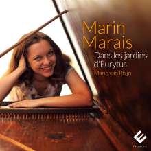 "Marin Marais (1656-1728): Cembalostücke aus ""Alcide"", CD"