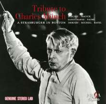 Charles Munch - Tribute to Charles Munch, CD