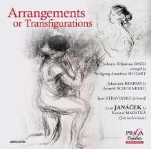 Arrangements or Transfigurations, SACD