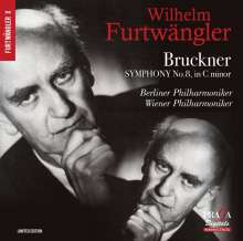 Wilhelm Furtwängler celebrates Bruckner in Wien and Berlin, 2 SACDs