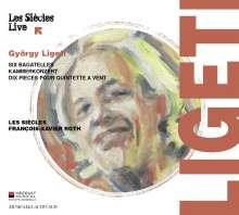 György Ligeti (1923-2006): Kammerkonzert, CD