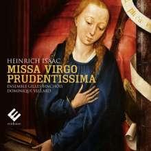 Heinrich Isaac (1450-1517): Missa Virgo prudentissima, CD
