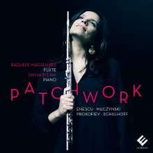 Raquele Magalhaes & Sanja Bizjak - Patchwork, CD