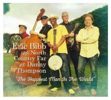 Eric Bibb & North Country Far: The Happiest Man In The World, CD