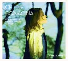 Céline Bonacina (geb. 1975): Crystal Rain, CD