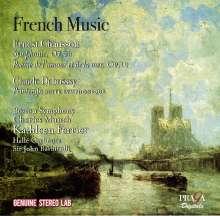 Ernest Chausson (1855-1899): Symphonie op.20, CD