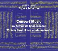 Consort Music au temps de Shakespeare, CD