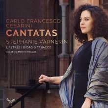 Carlo Francesco Cesarini (1666-1741): Kantaten, CD