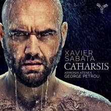Xavier Sabata - Catharsis, CD