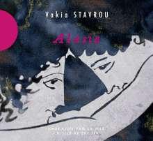 Vakia Stavrou: Alasia, CD