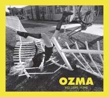 Ozma: Welcome Home, CD