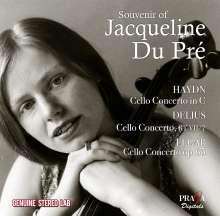 Tribute to Jacqueline du Pre, CD