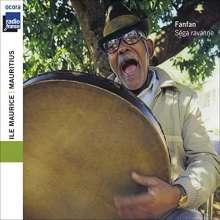 Fanfan: Sega Ravanne, CD