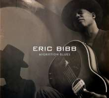 Eric Bibb: Migration Blues, CD