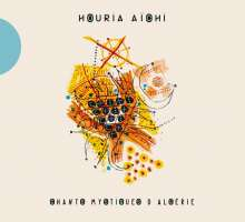 Houria Aïchi: Chants Mystiques D'Algerie, CD
