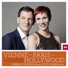 Isabelle Georges - Vienne - Paris - Hollywood, CD