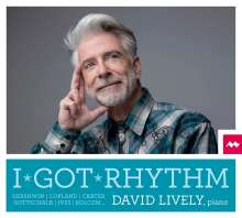 David Lively - I Got Rhythm, CD