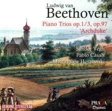 Ludwig van Beethoven (1770-1827): Klaviertrios Nr.3 & 7, CD
