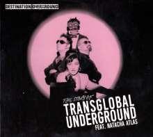 Transglobal Underground: Destination Overground: The story of Transglobal Underground, CD
