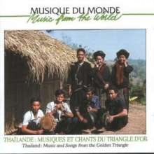 Thailand - Music And Songs From The Golden Triangle, CD