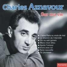 Charles Aznavour: Sur Ma Vie, CD