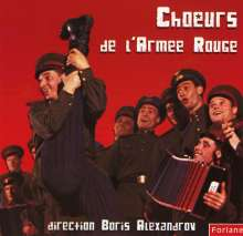 The Red Army Choir: Choeurs De L'Armee Rouge, CD