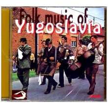 Musique Populaire De Yougoslavie - Folk Music OF Yugoslavia, CD