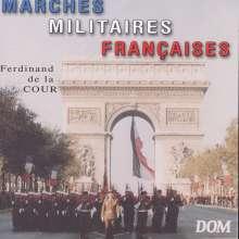 Marches Militaires Francaises, CD