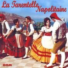 Angelo Petisi: La Tarentelle Napolitaine, CD