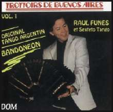 Raul Funes & Sexteto Tango: Tango argentin, CD