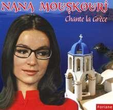 Nana Mouskouri: Chante La Grece, CD
