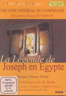 Etienne-Nicolas Mehul (1763-1817): Joseph in Ägypten, DVD
