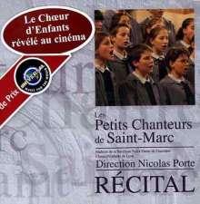 Les Petits Chanteurs de Saint-Marc, CD