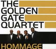 Thegolden Gate Quartet: Hommage, 2 CDs