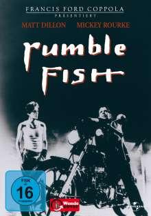 Rumble Fish, DVD