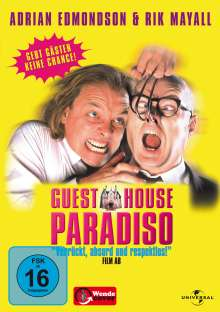 Guesthouse Paradiso, DVD