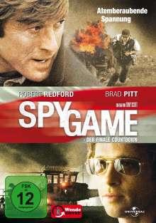 Spy Game (2001), DVD