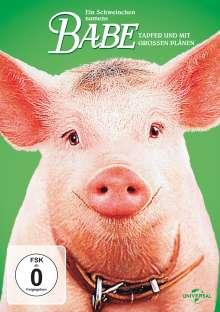 Ein Schweinchen namens Babe, DVD