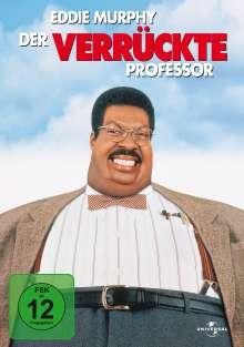 Der verrückte Professor (1996), DVD