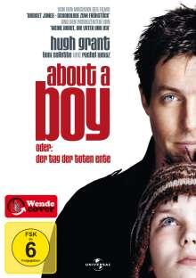 About a Boy, DVD