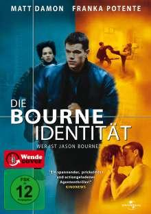 Die Bourne Identität, DVD