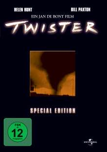 Twister (Special Edition), DVD