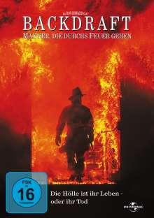 Backdraft - Männer,die durchs Feuer gehen, DVD