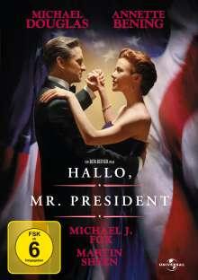Hallo, Mr. President, DVD