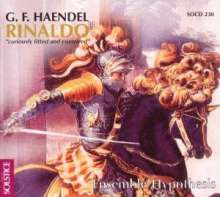 Georg Friedrich Händel (1685-1759): Rinaldo (Version für Countertenor & Instrumentalensemble), CD