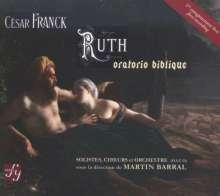 Cesar Franck (1822-1890): Ruth (Oratorium), CD