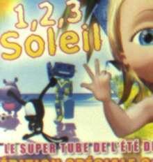 Bebe Lilly: 1,2,3 Soleil, CD