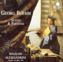 Georg Böhm (1661-1733): Cembalowerke, CD
