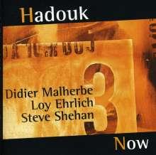 Hadouk Trio: Now, CD
