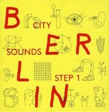 Berlin City Sounds Step 1, 6 CDs